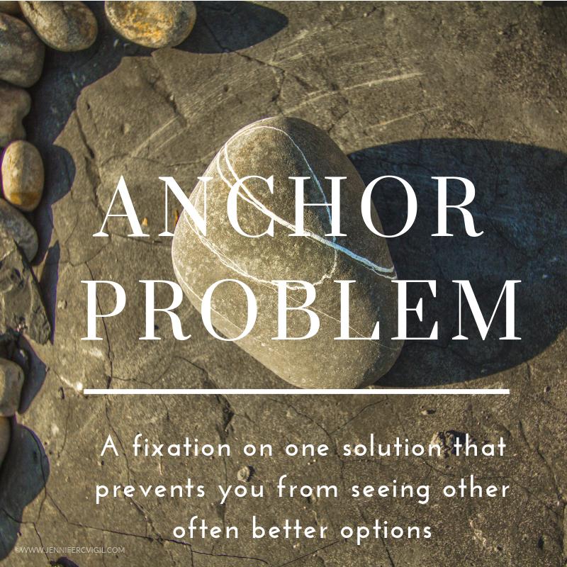 anchor problem