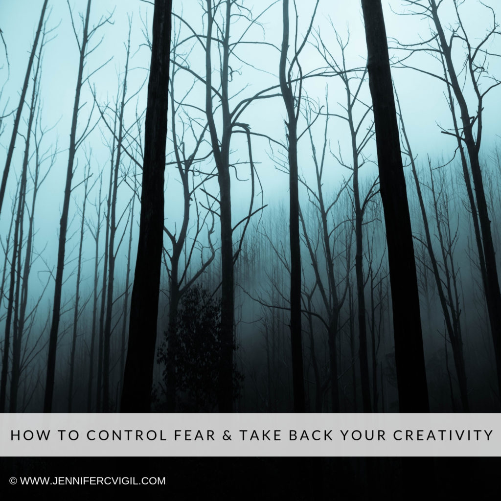 How to control fear