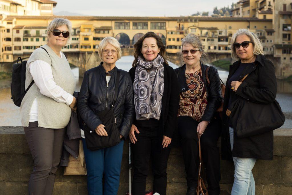Ponte Vecchio, Florence, Italy. Jennifer C. Vigil. Ignite Your Creative Potential