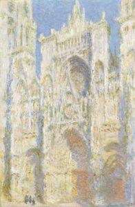 Monet, Rouen Cathedral, Impressionism