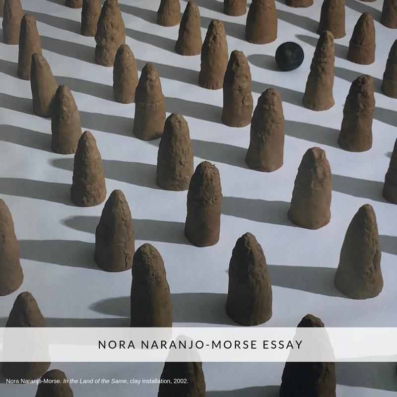 Nora Naranjo Morse Essay