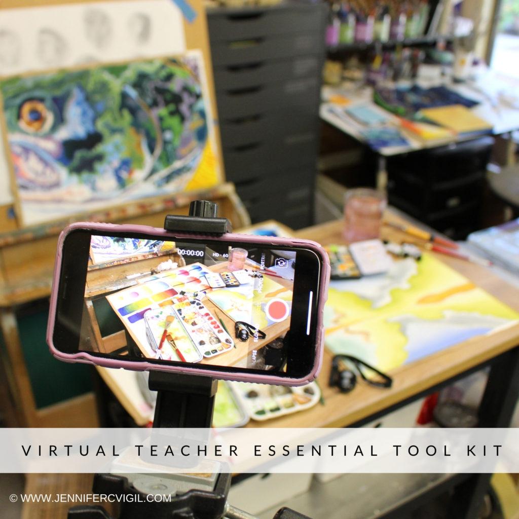 Teaching Art Online Tool Kit