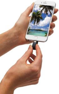 Sandisk Lightning flash drive for iPhones