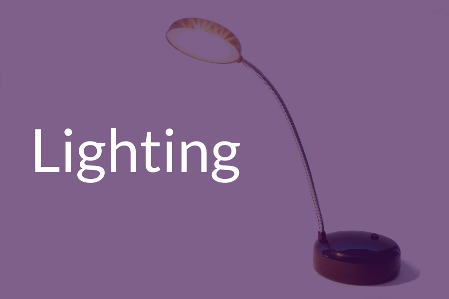 Jennifer C Vigil Lighting Resources